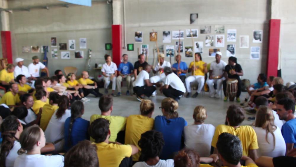 Roda especial del GCFA Internacional en Valencia