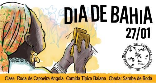 Dia de Bahia 27/01 en Camino Caminot